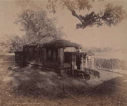 General view of the Adike Narayana Temple, Bhatkal